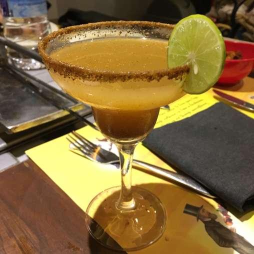 Masala Margarita